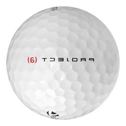 TaylorMade 50 Project  - Value  Grade - Recycled  Golf Balls