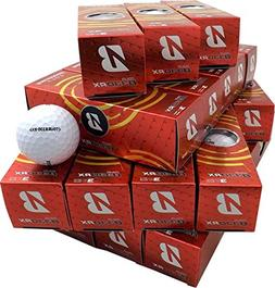 6 Dozen NEW Bridgestone Tour B330-RX Golf Balls 1st Quality