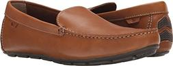 Men's Sperry, Wave Driver Venetian Slip on Driver TAN 8.5 M