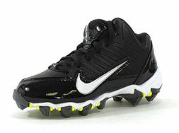 Nike Kids Boy's Alpha Shark 3/4 Black/Black/Volt/White 11 Li