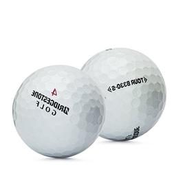 Bridgestone B330 Tour Mix Mint Recycled Golf Balls