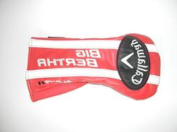 Callaway New Big Bertha Alpha 815 Driver Headcover