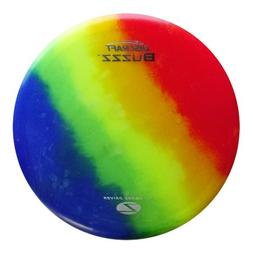Discraft Buzzz Elite Z Fly Dye Golf Disc, 177-Plus grams