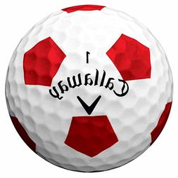 Callaway Chrome Soft Truvis Golf Balls 2016  12pk Ball NEW