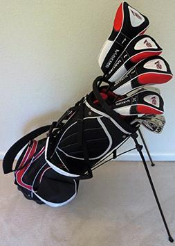 NEW Mens Complete Golf Set Custom Made Clubs for Tall Men 6'