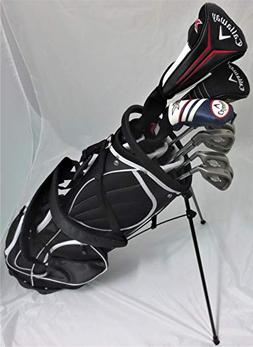 Mens Callaway Complete Golf Set Right Handed Driver, Wood, H