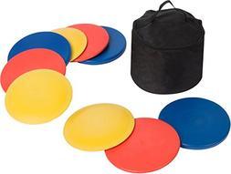 Trademark Innovations Disc Golf Set  with Disc Golf Bag