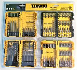 DeWalt - DWA100SET 100-Piece Screwdriver Drill and Drive Bit