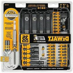 DEWALT DWA2T35IR 35 Piece IMPACT READY FlexTorq Screwdriving