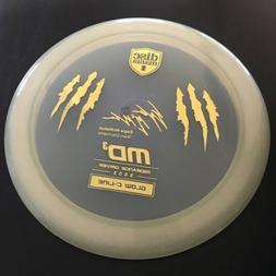 Discmania Eagle McMahon C line PD2 with Glow MD3 Claw Stamp