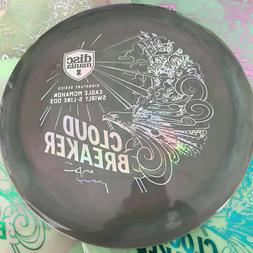 DISCMANIA Eagle McMahon CLOUDBREAKER Disc Golf Driver Pick Y