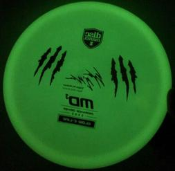 Discmania Eagle McMahon Glow C line MD4 with MD3 Claw Stamp