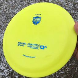 DISCMANIA First Run D-Line CD Distance Driver Disc Golf Disc
