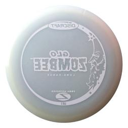 Discraft GLO Z Zombee Long Range Driver Golf Disc, 170-172gm