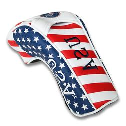 Golf Driver Headcover Cover For Taylormade SLDR M2 M1 Titlei