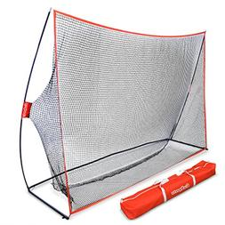 GoSports Golf Practice Hitting Net | Huge 10' x 7' Personal