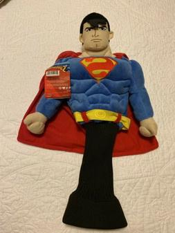 Creative Covers for Golf SUPERMAN Driver Headcover Free Ship