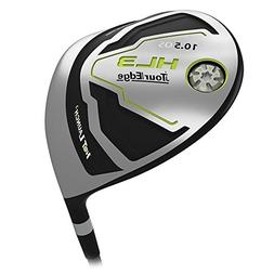 Tour Edge HKWRGR01105D Men's HL3 Driver, Right Hand, Regular