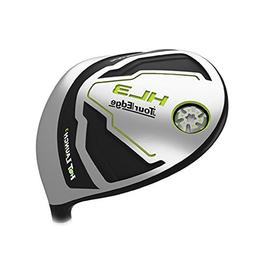 Tour Edge Men's HL3 Driver, Right Hand, Stiff, Graphite, 9 D