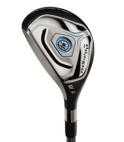 Taylor Made JetSpeed 2 Rescue 17*  2h Hybrid Golf NEW
