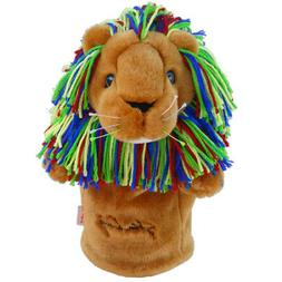 John Daly Multi-Color Lion Golf Driver Headcover - New Daphn