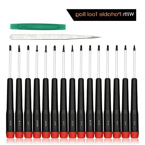 17 Pieces Portable Multifunctional Opening Pry Tool Precise