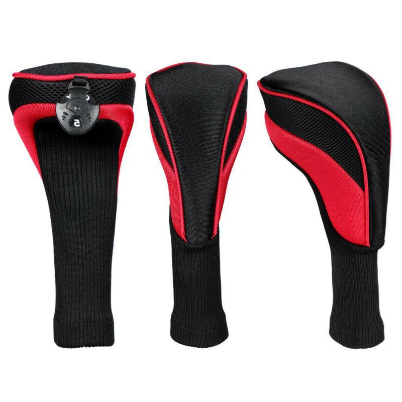 3X Head Covers Driver Headcovers Long