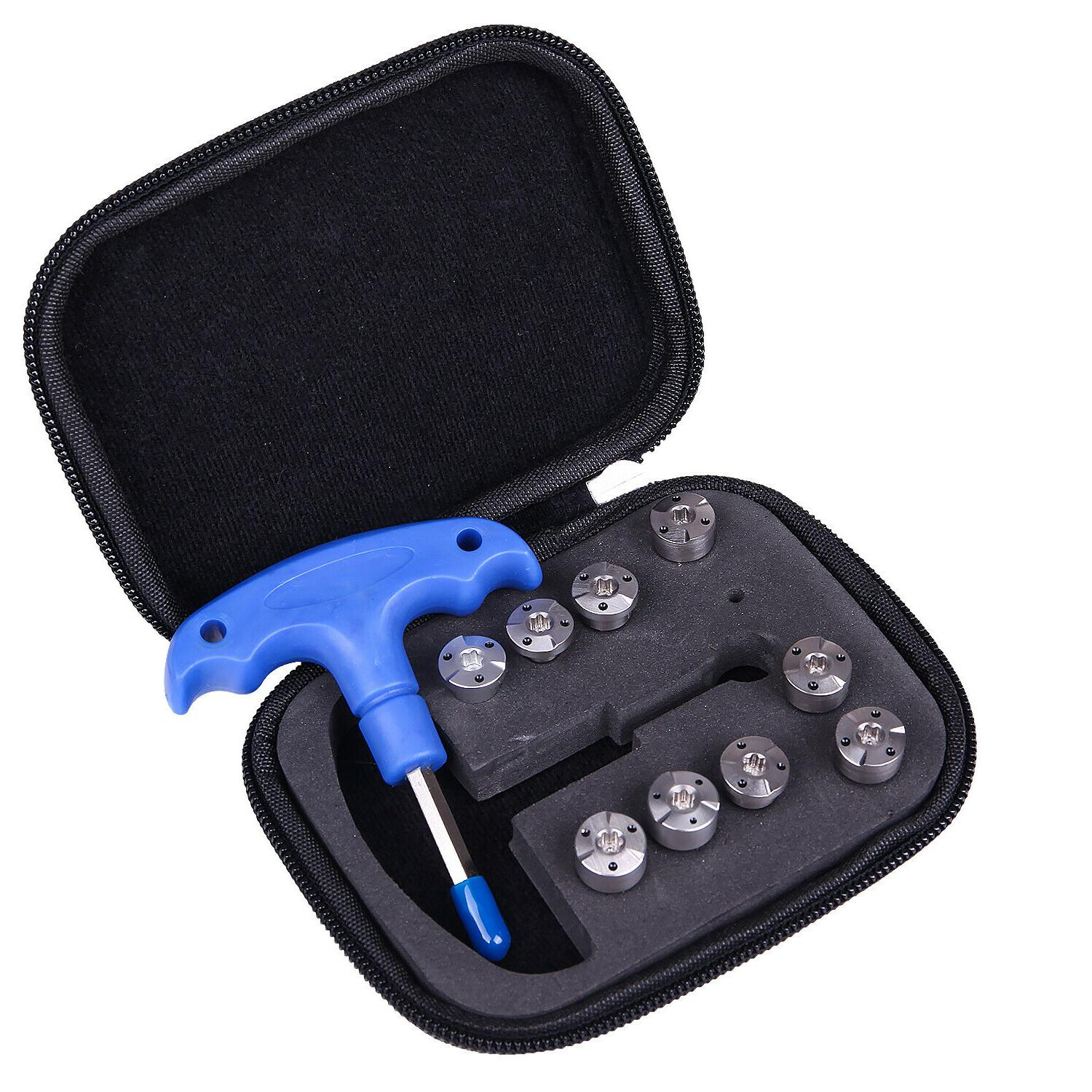 9pcs golf weights wrench kit fit callaway