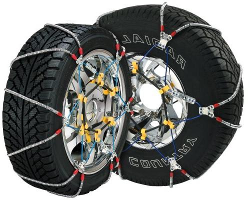 Chain for Passenger Cars, Pickups, and SUVs - Set of 2
