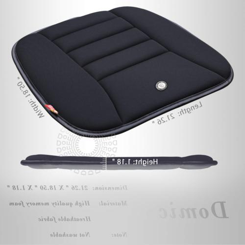 Car Seat Cushion Pad for Driver Memory Foam