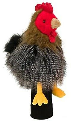 Daphne's Chicken Headcovers