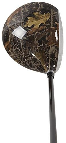 Pinemeadow Men's Command W7X Driver, Hand, Graphite, 10-Degree, Regular