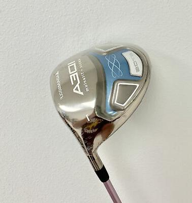 custom idea a70s 460cc 1 driver grafalloy