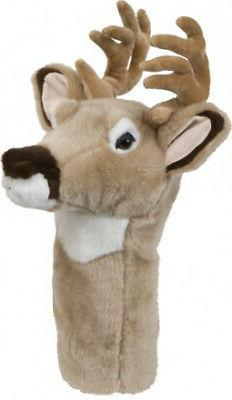 Daphne's Deer Headcovers