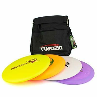 Discraft Deluxe Golf Set and blends may vary