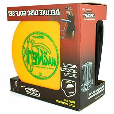 Discraft Deluxe Set and blends vary