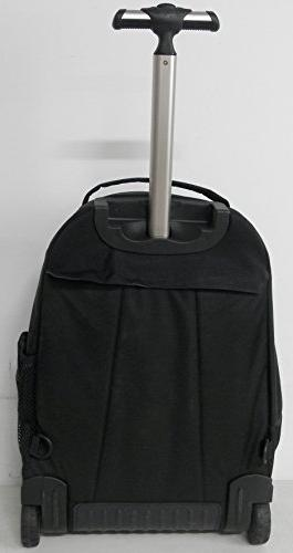 Jansport DRIVER Carrying Case for Notebook Nylon Strap, Handle x 14 Width
