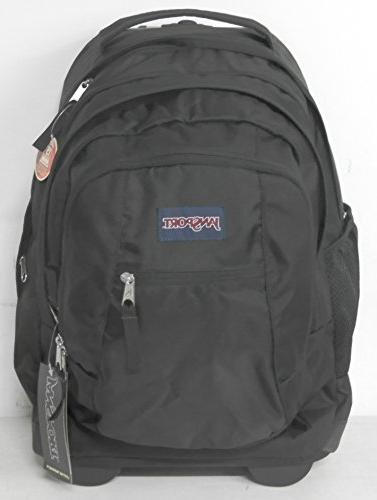 Jansport Carrying Case for - - Polyester, Nylon Strap, Handle 21 Height x 10 Depth