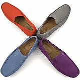 Alfani Mens Kendric Textured Driver Loafers, New in box!