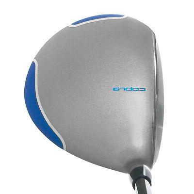 NEW Cell-S Grey/Blue Right 11.5 Degree Driver - Choose Flex
