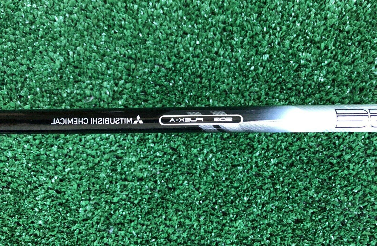 NEW Armour TA1 10.5° Adjustable Driver, KURO Men's +