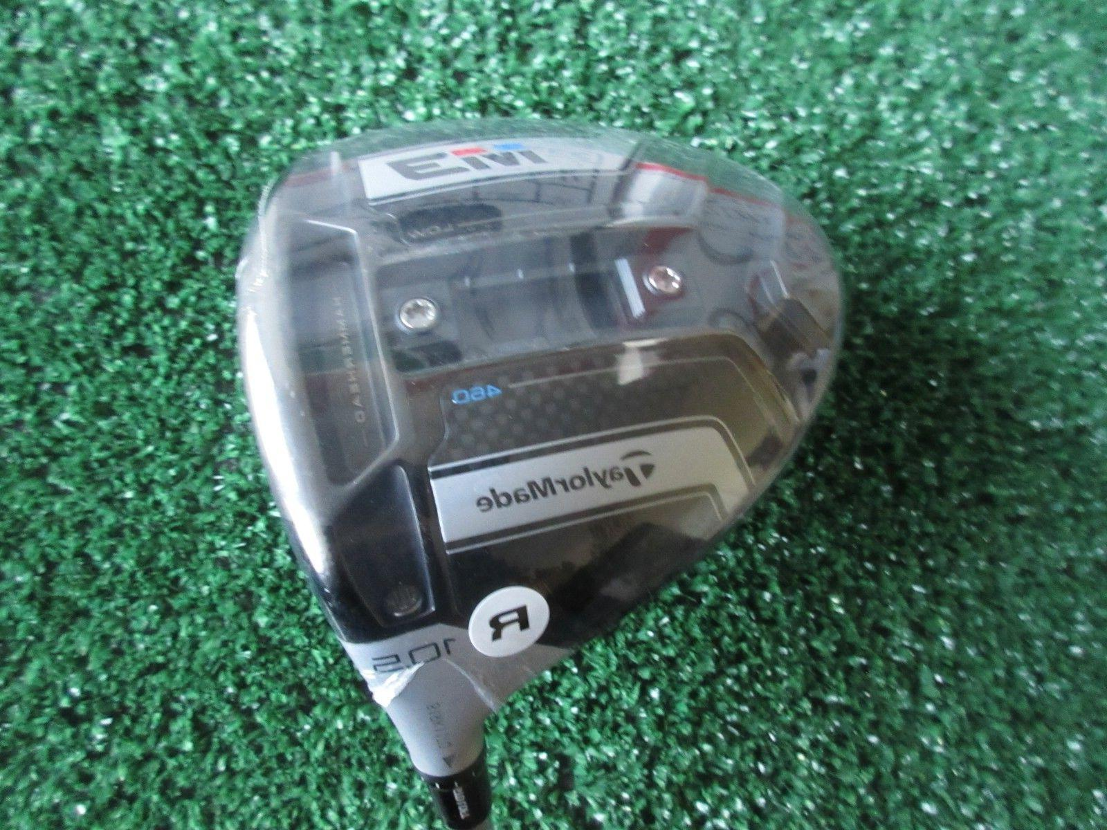 new taylormade golf m3 460 10 5