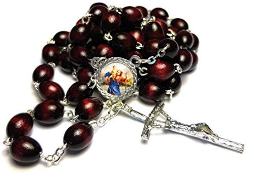 rosary 3rd class saint christopher