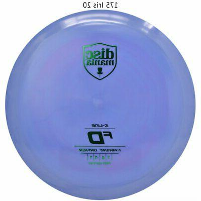 Discmania S-Line FD Disc Golf Fairway Driver