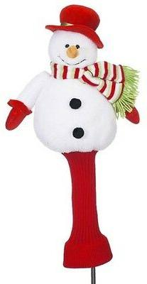 Creative Covers for Golf SnowMan golf Driver HeadCover