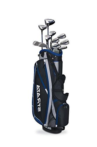 strata plus golf club set