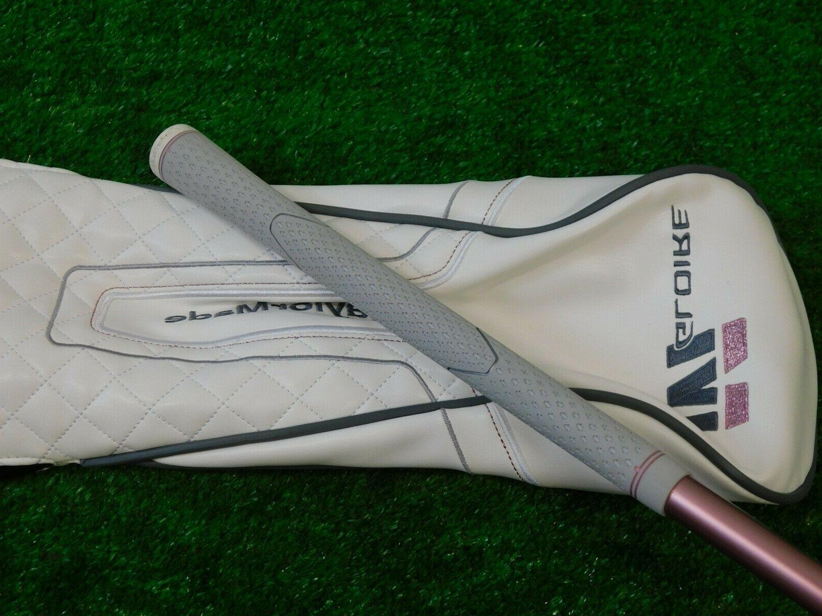 TaylorMade Womens Driver Ladies