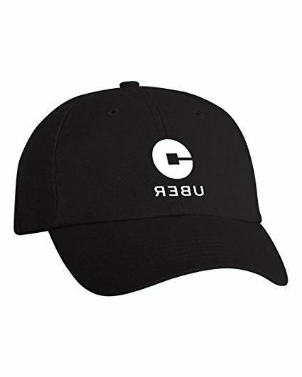uber driver new logo dad hat unstructured