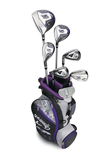 Callaway XJ Hot Set -Right Hand-Age
