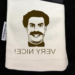 Sunfish Leather Driver golf headcover - Borat VERY NICE!